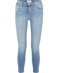 Jean skinny bleu clair Frame