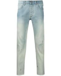 Jean skinny bleu clair Givenchy