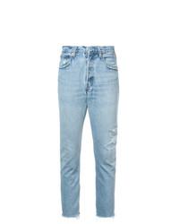 Jean skinny bleu clair Icons