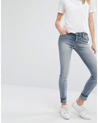 Jean skinny bleu clair Lee
