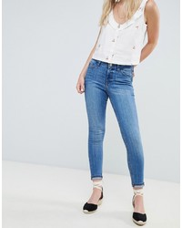 Jean skinny bleu clair Miss Selfridge