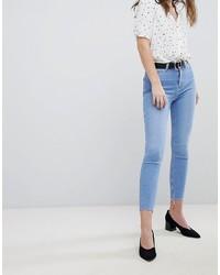 Jean skinny bleu clair New Look
