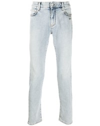 Jean skinny bleu clair Off-White