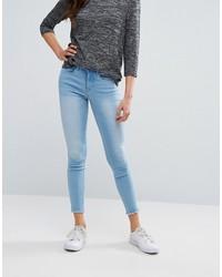 Jean skinny bleu clair Only