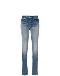 Jean skinny bleu clair Saint Laurent