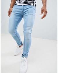 Jean skinny bleu clair Soul Star