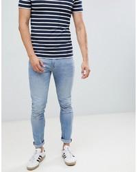 Jean skinny bleu clair Tom Tailor