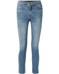 Jean skinny bleu clair Veronica Beard
