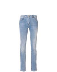 Jean skinny bleu clair Versace