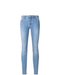 Jean skinny bleu clair Versus