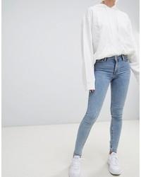 Jean skinny bleu clair Weekday