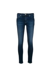 Jean skinny bleu marine AG Jeans
