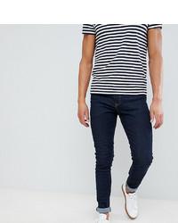 Jean skinny bleu marine ASOS DESIGN