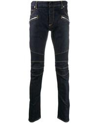 Jean skinny bleu marine Balmain