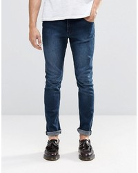 Jean skinny bleu marine Cheap Monday