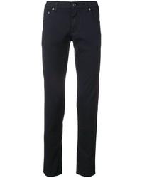 Jean skinny bleu marine Dolce & Gabbana