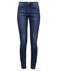Jean skinny bleu marine Drykorn