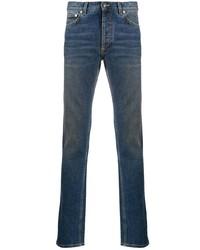 Jean skinny bleu marine Givenchy