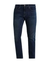 Jean skinny bleu marine Hollister Co.