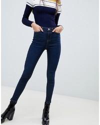 Jean skinny bleu marine Miss Selfridge