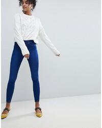 Jean skinny bleu marine New Look