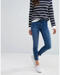 Jean skinny bleu marine Only