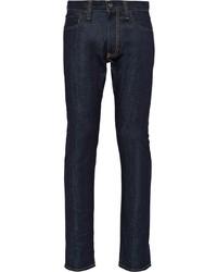Jean skinny bleu marine Prada