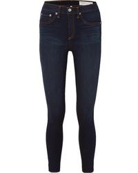 Jean skinny bleu marine Rag & Bone