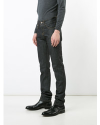 Jean skinny bleu marine Naked And Famous