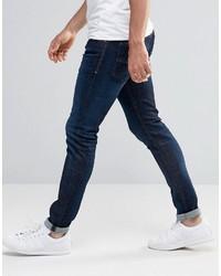 Jean skinny bleu marine Diesel