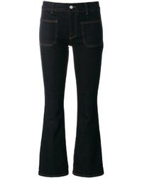 Jean skinny bleu marine Stella McCartney