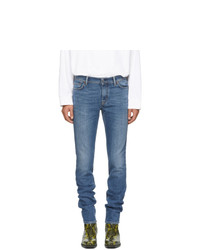 Jean skinny bleu Acne Studios