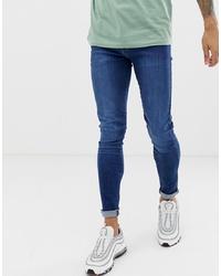 Jean skinny bleu APT