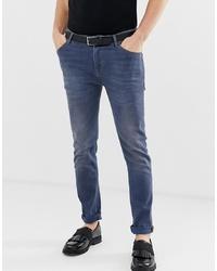 Jean skinny bleu ASOS DESIGN