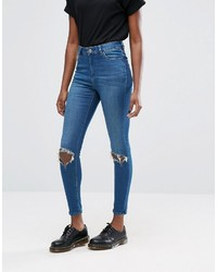 Jean skinny bleu Asos