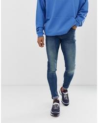 Jean skinny bleu BLEND