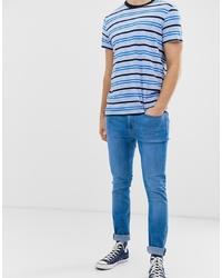 Jean skinny bleu Burton Menswear