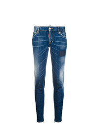 Jean skinny bleu Dsquared2