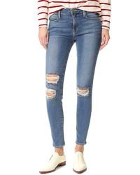 Jean skinny bleu Frame