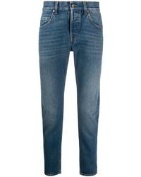 Jean skinny bleu Gucci