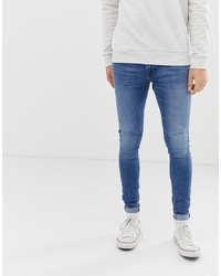 Jean skinny bleu Jack & Jones