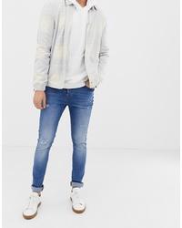 Jean skinny bleu LDN DNM