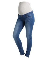 Jean skinny bleu Mamalicious