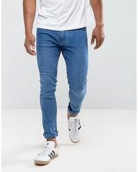 Jean skinny bleu Mango