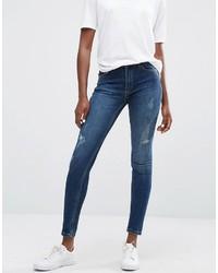 Jean skinny bleu Minimum