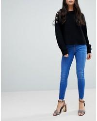 Jean skinny bleu New Look