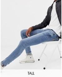 Jean skinny bleu Nudie Jeans