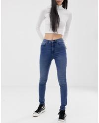 Jean skinny bleu Only