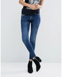 Jean skinny bleu Pepe Jeans