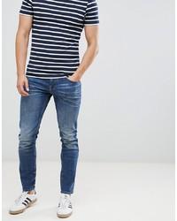 Jean skinny bleu Tom Tailor